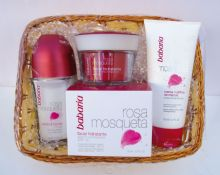 Babaria Rosehip Oil Gift Basket 225ml